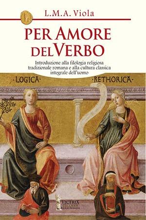 Amore del verbo viola Victrix Edizioni