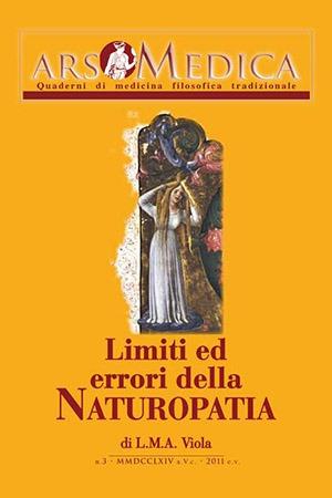 Limiti Errori Naturopatia Victrix Edizioni