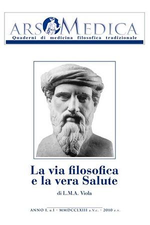 Via Filosofica Vera Salute Victrix Edizioni