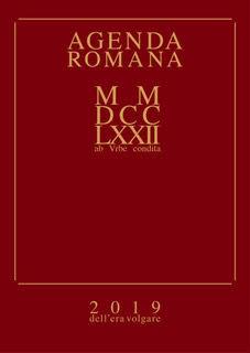 agenda romana 2019 - victrixedizioni